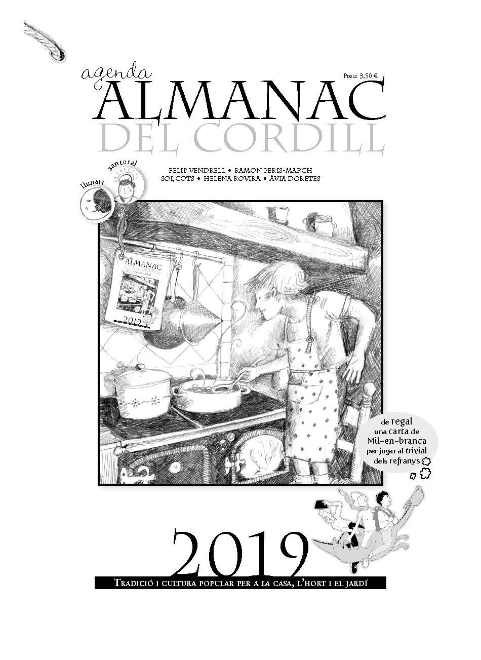 almanac 2019 coberta